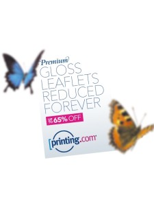 Gloss leaflets reduced forever copy